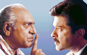 amrish puri best villain roles