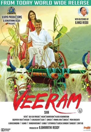 MARABOUT DES FILMS DE CINEMA  - Page 40 Poster_veeram